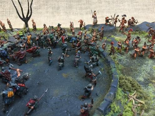 Alliance 72011-1:72 Light warriors of the Dead Neu